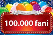 Castigatorii concursului 100.000 de fani