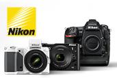 Actualizare firmware pentru aparatele foto Nikon D5, Nikon 1 V3 si Nikon 1 V2