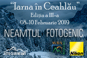 NEAMTUL FOTOGENIC editia a III-a, powered by Nikon