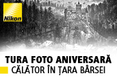 TURA FOTO ANIVERSARA - CALATOR IN TARA BARSEI, powered by Nikon