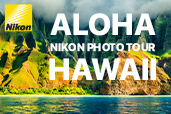 Nikon Photo Tour in Hawaii!