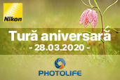 Tura aniversara PhotoLife, powered by Nikon
