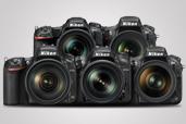 Actualizari de firmware pentru Nikon D7200, D500, D750, D810, D810A