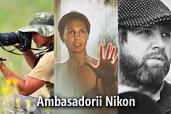 Ambasadorii Nikon