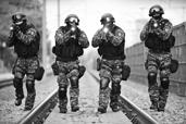 Politia Romana: Serviciul pentru Interventii si Actiuni Speciale