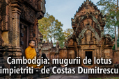 Cambodgia: mugurii de lotus impietriti - de Costas Dumitrescu