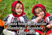 Se cauta fotografiile lunilor noiembrie si decembrie 2015 - Castigatorii