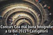 Concurs Cea mai buna fotografie a ta din 2015 - Castigatorii