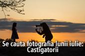 Se cauta fotografia lunii iulie 2015 - Castigatorii