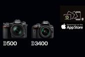 Firmware C versiunea 1.10 pentru Nikon D500 si Nikon D3400