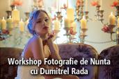 Workshop Fotografie de Nunta cu Dumitrel Rada la Slatina
