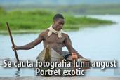 Se cauta fotografia lunii august - Portret exotic