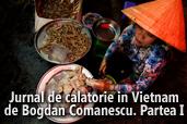 Jurnal de calatorie in Vietnam - de Bogdan Comanescu. Partea I