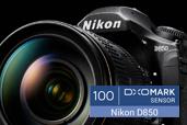 Nikon D850 - primul DSLR care a primit 100 de puncte la testele DxOMark