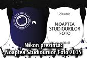 Nikon prezinta Noaptea Studiourilor Foto - editia a II-a