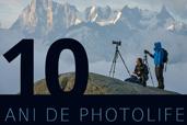 Tura foto aniversara PhotoLife si Nikon 10 ani