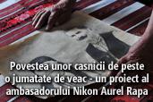 Povestea unor casnicii de peste o jumatate de veac - un proiect al Ambasadorului Nikon Aurel Rapa