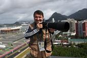Ratacind printre emotii:  viata de fotojurnalist olimpic asa cum e ea - de Dorin Chiotea