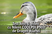 Test foto si video cu Nikon COOLPIX P900 - de Dragos Asaftei