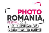 Transmisii live de la Photo Romania Festival in Ziua Nikon - 23 mai