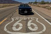 Route 66 cu Nikon in aprilie 2017
