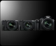 Noua gama de aparate foto compacte premium DL de la Nikon