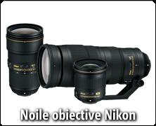 Noile obiective Nikon: NIKKOR AF-S 24-70mm f/2.8E ED VR, NIKKOR AF-S 200-500mm f/5.6E ED VR si NIKKOR AF-S 24mm f/1.8G ED