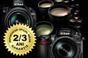 Nikon: primul brand foto din Romania care ofera 3 ani garantie