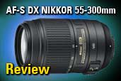Review NIKKOR 55-300mm - Sorin Voicu