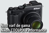 Noul varf de gama Nikon COOLPIX Performance