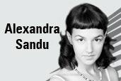 Fotografa si visatoare - un interviu cu Alexandra Sandu