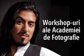 Workshop-uri ale Academiei de Fotografie