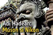 Adi Hadean: Muson si Nikon