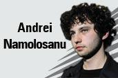Andrei Namolosanu - castigatorul sectiunii de fotografie la Inspired 2009