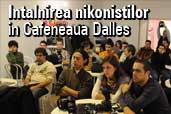Intalnirea nikonistilor in Cafeneaua Dalles