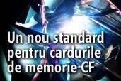 Un nou standard pentru cardurile de memorie CF