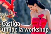 Castiga un loc la workshop-ul sustinut de Mircea Bezergheanu