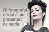 Fii fotograful oficial al unei prezentari de moda - Castigatorii