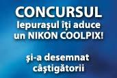 COOLPIX S4000 si S3000 si-au gasit castigatorii pe Facebook