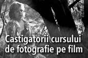 Castigatorii cursului de fotografie pe film