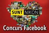 Castigatorii concursului SUNT Nikon de pe Facebook