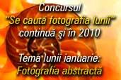"""""""Se cauta fotografia lunii"""" continua in 2010"""