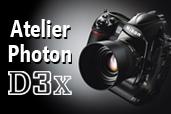 Nikon D3X la Atelier Photon