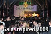 Gala Inspired 2009