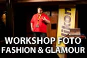 Workshop foto Fashion & Glamour: Inregistrare video