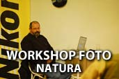 Workshop foto de natura - inregistrare video