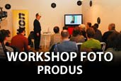 Workshop foto de produs - inregistrare video