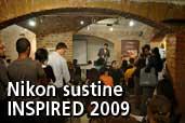 Nikon sustine INSPIRED 2009