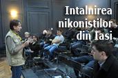 Impresii de la Intalnirea nikonistilor din Iasi de la Centrul Cultural Francez