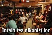 Intalnirea nikonistilor la Club Prometheus